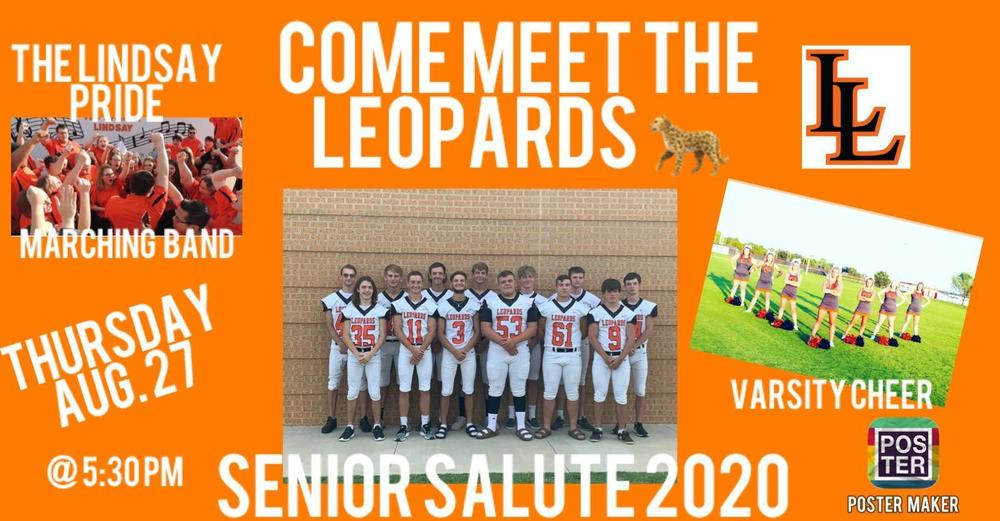 Meet The Leopards-Senior Salute 2020